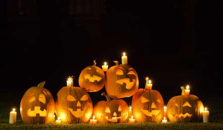 Halloween Night Stock Photo - 10696755