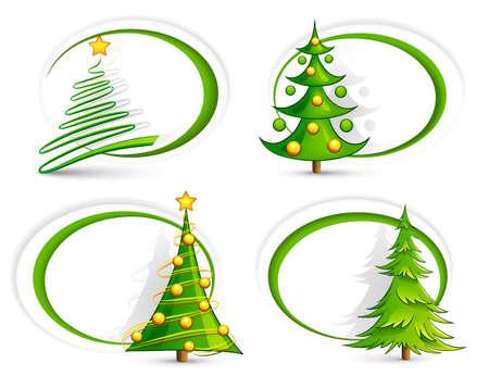 pine tree: Christmas trees