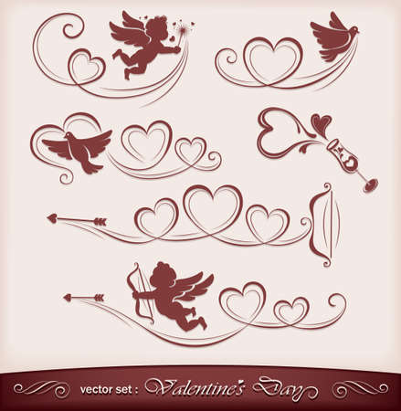 Icons for Valentine Stock Vector - 12245585