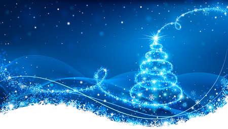 Hintergrund Weihnachten Illustration