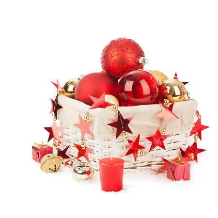 christmas ball: Christmas decoration