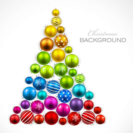 Rbol de Navidad Foto de archivo - 30639190