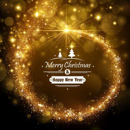 magia: Fondo de Navidad