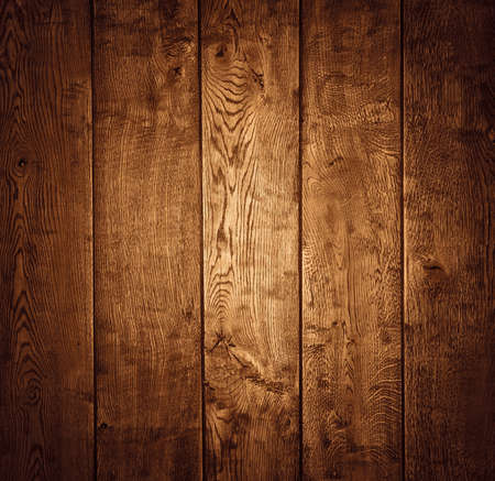Texture of wood, oak wood dark background Standard-Bild