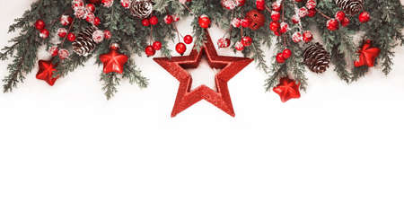 Christmas Decoration With Star