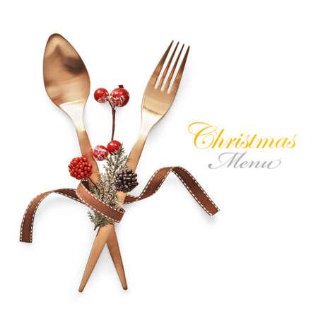 クリスマス ゴールデン メニュー