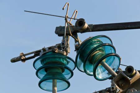 insulator: high voltage electric insulator