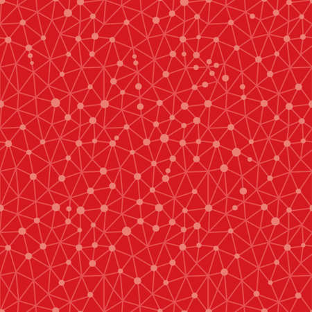 Seamless pattern crystal lattice  Seamless pattern can be used for wallpaper, pattern fills, web page background  Vector illustration