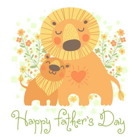 Happy Father Vector
