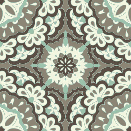 vector fabric: Arabesque seamless pattern  Background vintage flower  Texture royal vector  Fabric illustration
