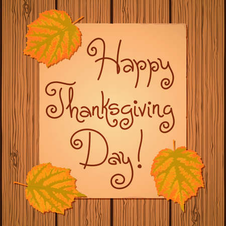 thanks giving: Happy Thanksgiving Background.  Illustration
