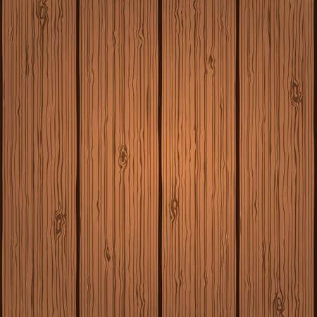 Wood texture de fond. Vector illustration de planches de bois. Banque d'images - 31761215