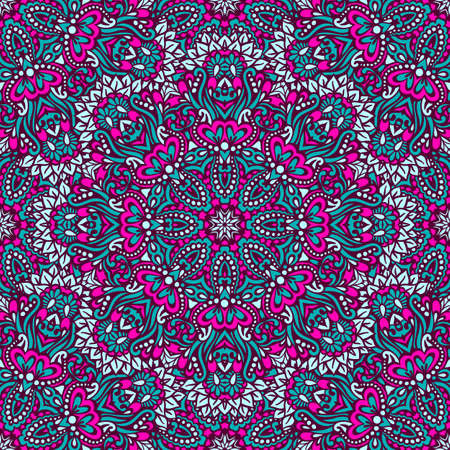 vector fabric: Arabesque seamless pattern. Background vintage flower. Texture royal vector. Fabric illustration.