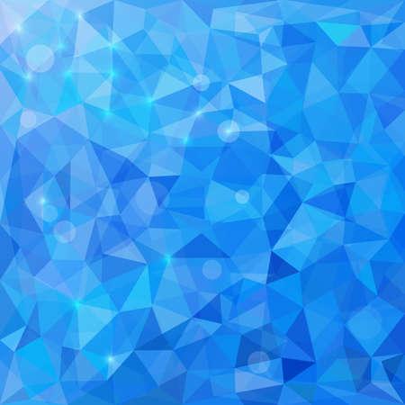 Abstracte Achtergrond Polygon. Moderne Geometrische Vector Illustratie.