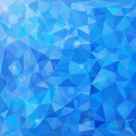 Abstract Background Polygon. Modern Geometric Vector Illustration.