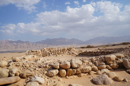 arava: Archeological site in south Israel
