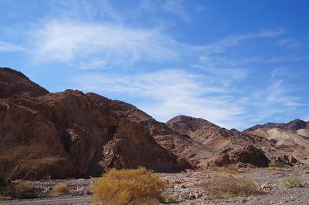 eilat: Wadi Shahamon in Eilat, South Israel