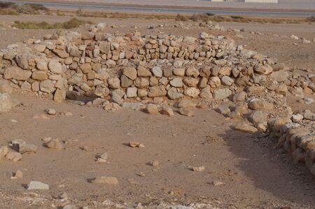 archeological site: Archeological site near Eilat, South Israel