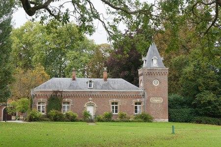botanic: Botanic Garden in Meise, Belgium