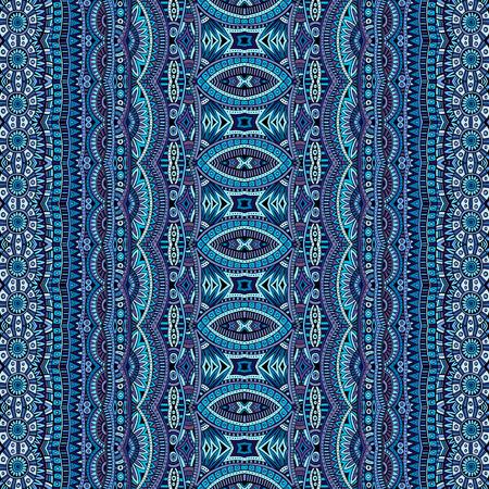 batik pattern: Abstract vector tribal ethnic background