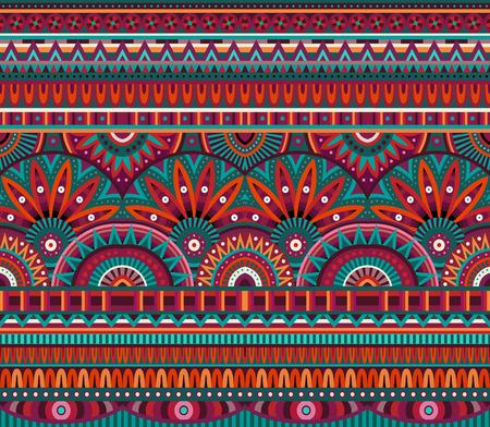 부족 민족 배경 원활한 패턴