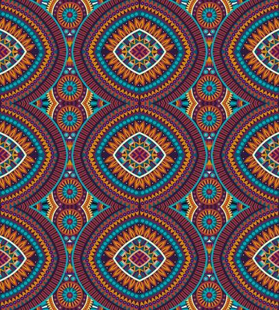 tribales: Origen étnico tribal Modelo inconsútil abstracto