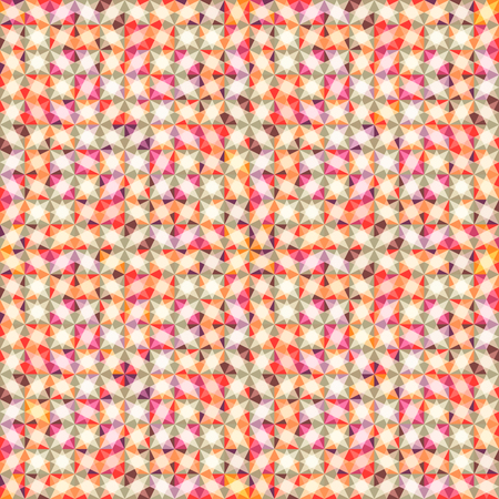 endless: Geometric seamless background. Vector image. Endless abstract pattern.