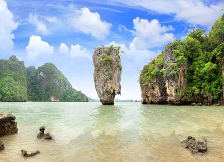 anleihe: James-Bond-Insel, Phang Nga, Thailand