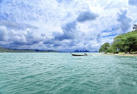Islands in Andaman sea Stock Photo - 8732879