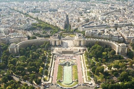 d'eiffel: Kind to Paris from Tour dEiffel Stock Photo