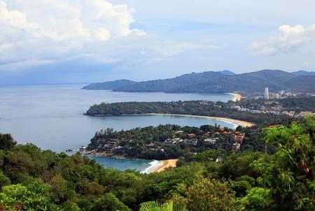 kata: Kata Noi, Kata Beach and Karon Beach, Phuket, Thailand