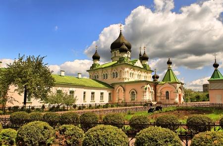 Orthodoxe Kirche, Kiew, Ukraine