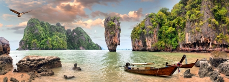 bond: James Bond Island, Phang Nga, Thailand