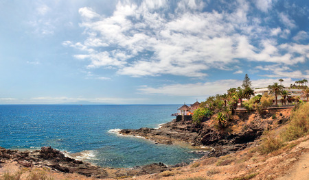 troya: Coast of the Atlantic Ocean, Tenerife, Spain