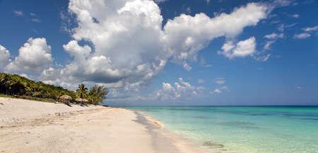 varadero: Beautiful view of the Atlantic Ocean, Varadero, Cuba