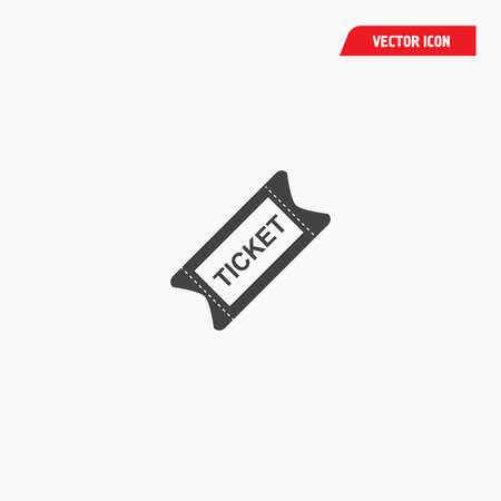 airport ticket pass icon ticket control, vector eps10 向量圖像