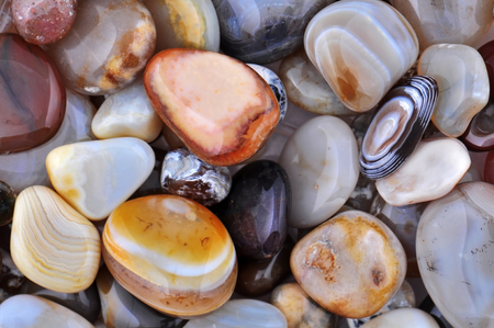 zonal: Natural Agate, various types and color