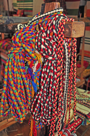 braids: Braids beautiful and colorful