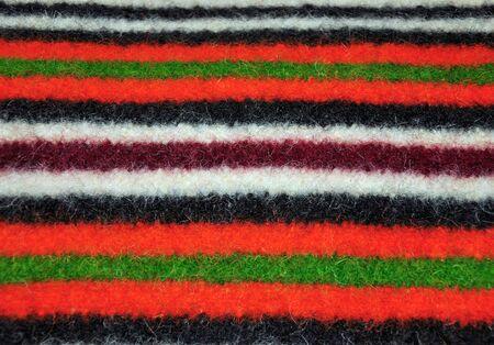 segmento: Segmento de alfombras hechas a mano en colores brillantes