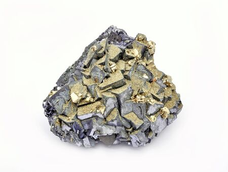 Galena and pyrite polymetallic compounds