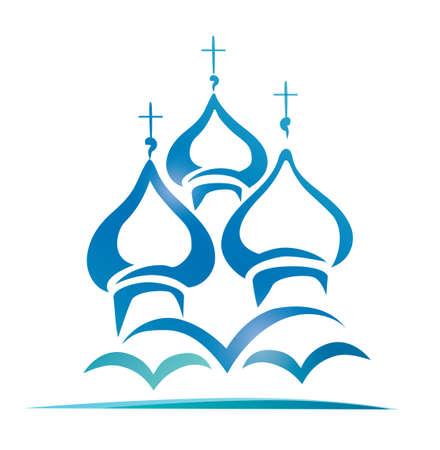 kopule: Ruská pravoslavná církev, křesťanství symbol