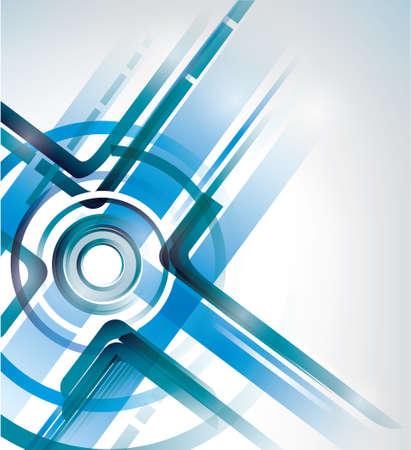 fondo abstracto intersección