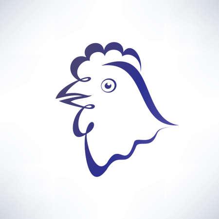 cockscomb: chicken symbol