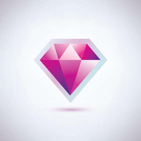rubin: diamond icon