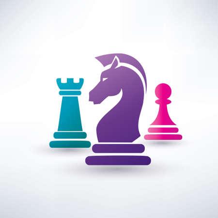 チェスが使われるアイコン