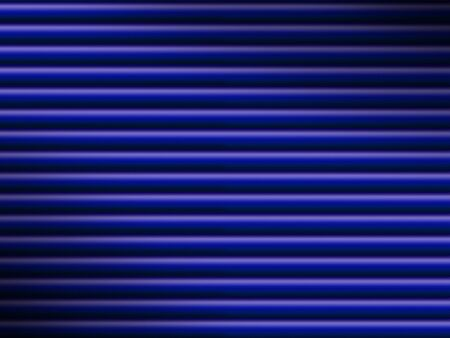 dramatically: Blue horizontal tube pipe background dramatically lit