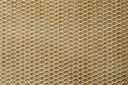 Parrilla de filtro de aire dramáticamente iluminado. Horizontal  Foto de archivo - 6287904