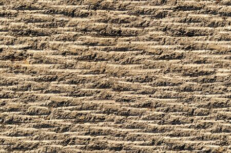 grooved: Grooved asphalt or rock surface texture seamlessly tileable