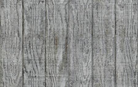 垂直板を用いた木造の納屋の風化灰色サイディング 写真素材