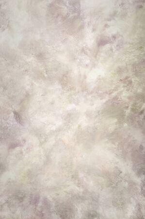 faux: Grigio pittura ad olio grungy faux-finish con texture di sfondo